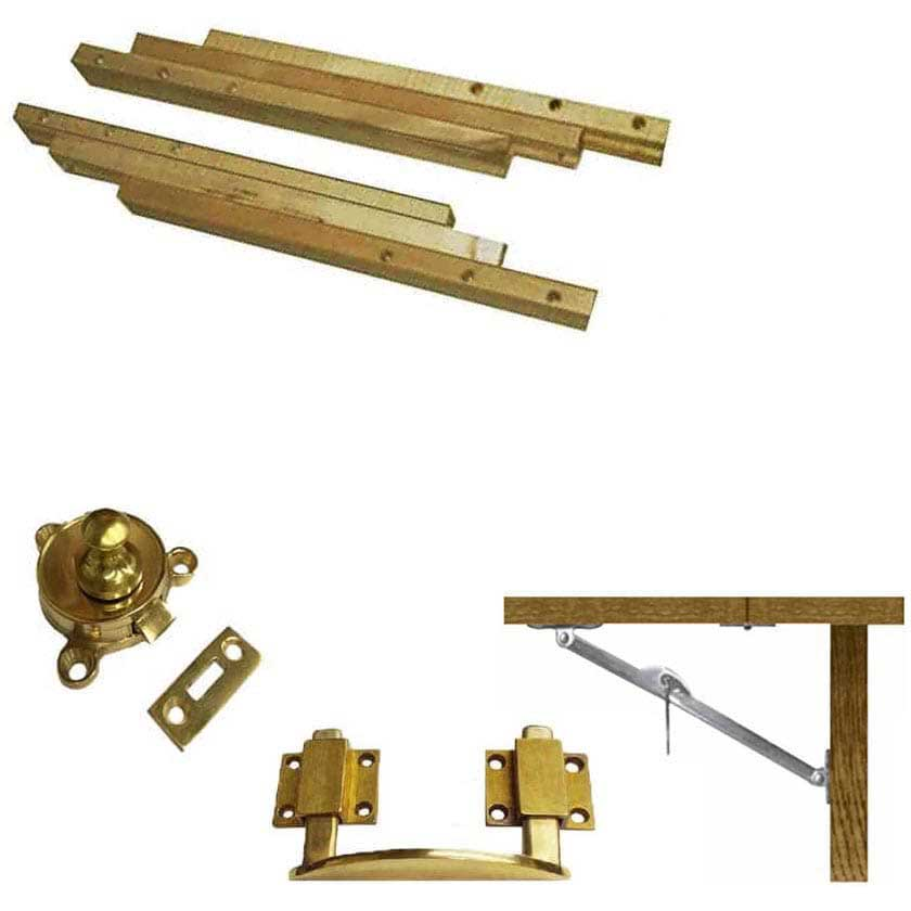 Table Hardware - Table Slides