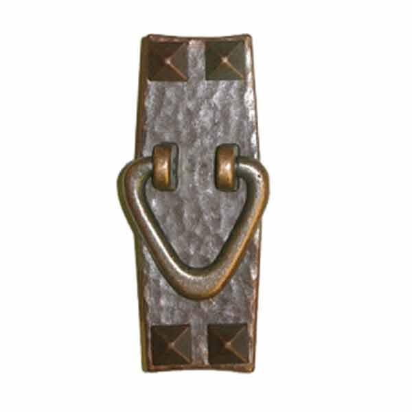Craftsman style Mission Door Pulls - paxton hardware ltd