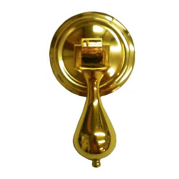 Antique Pendant Pulls, Polished Brass - paxton hardware ltd