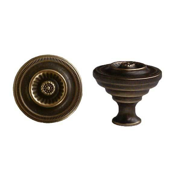 Antique Sheraton Furniture Knobs, small - paxton hardware ltd