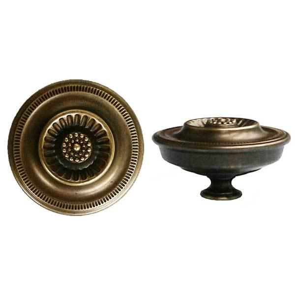 Antique Sheraton Furniture Knobs, large - paxton hardware ltd