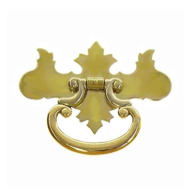 Chippendale Drawer Pulls, center mount - paxton hardware ltd