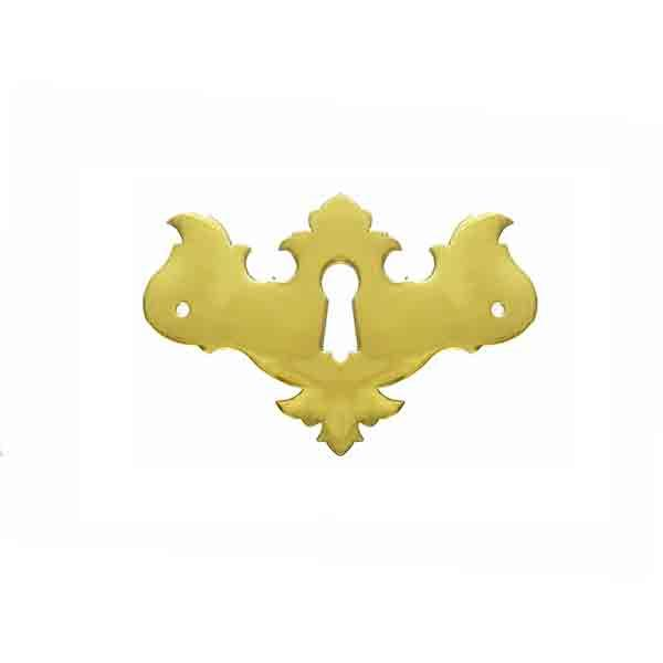 Chippendale Escutcheons - paxton hardware ltd