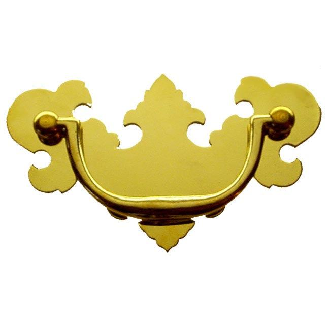 Colonial Drawer Handles, 3 inch - paxton hardware ltd