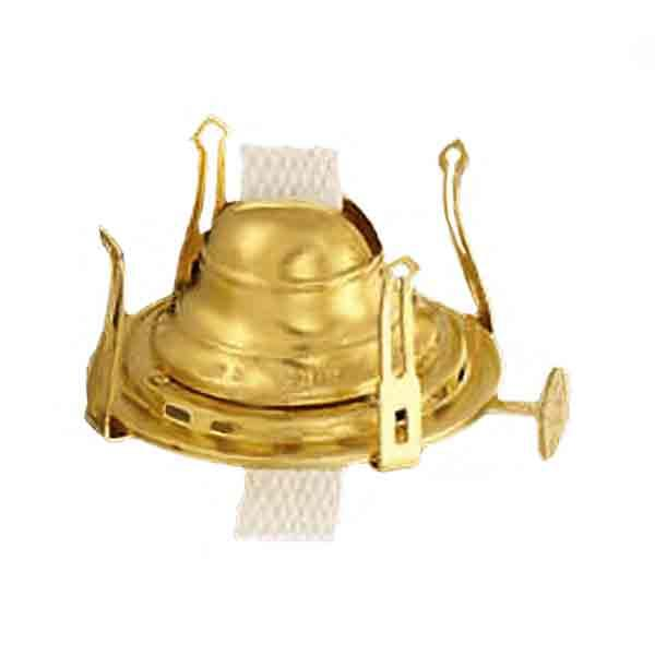 Brass No. 1 Oil Lamp Burners - paxton hardware ltd