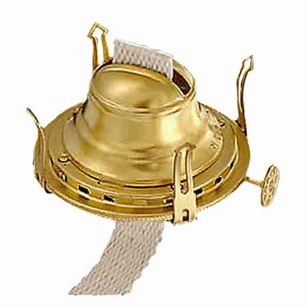 Number two Brass Oil Lamp Burners