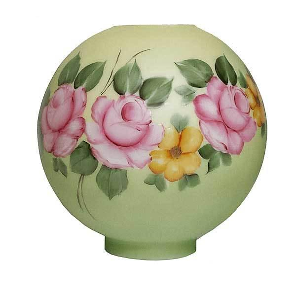 Summer Bouquet Ball Shades - paxton hardware ltd