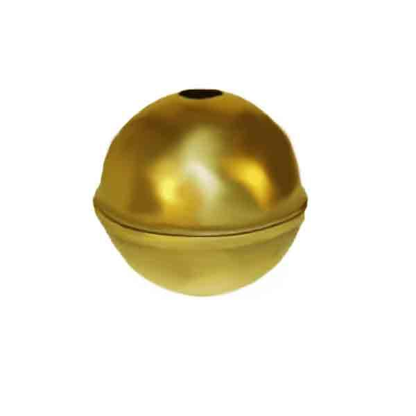 Hollow 2 inch Brass Balls - paxton hardware ltd