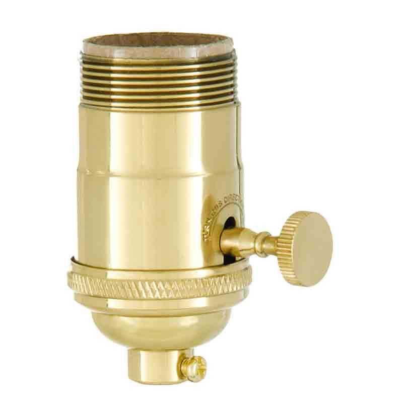 Premium Solid Brass Lamp Sockets