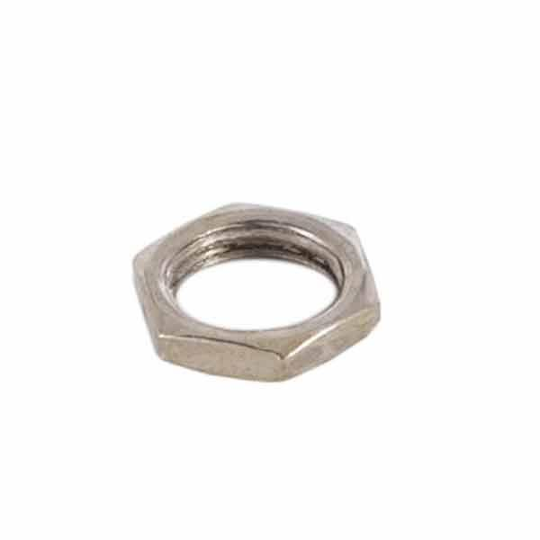 Steel Hex Nut, 1/4 IP - paxton hardware ltd