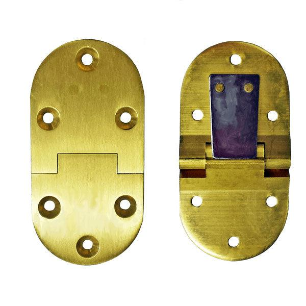 Butler Tray Hinges, Round Ends - paxton hardware ltd