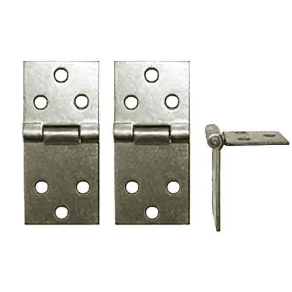 Drop Leaf Hinges, 1-1/4  x 2-7/8 - paxton hardware ltd