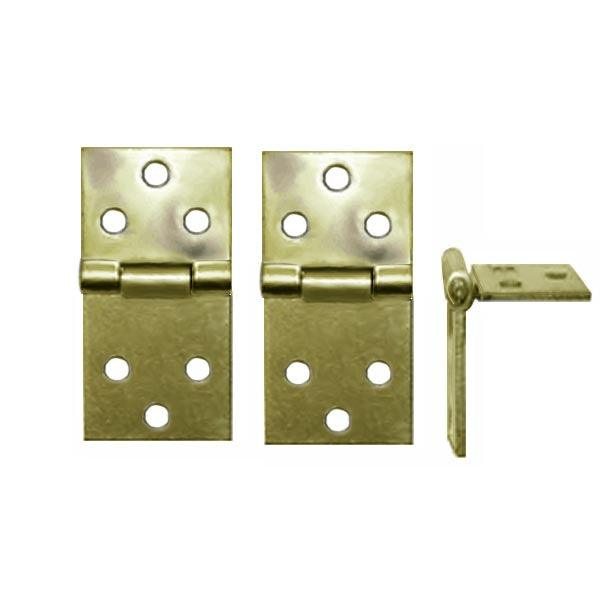 Drop Leaf Hinges, 1-1/2 x 3-3/16 - paxton hardware ltd