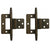 Offset No Mortise Hinges - paxton hardware ltd