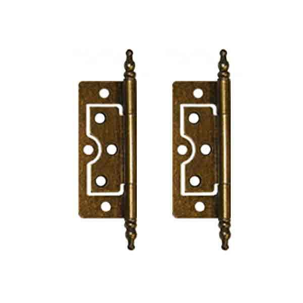 No Mortise Hinges, 2-1/2 inch - paxton hardware ltd
