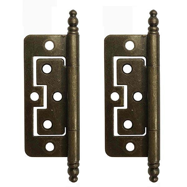 No Mortise Hinges, 3 inch - paxton hardware ltd