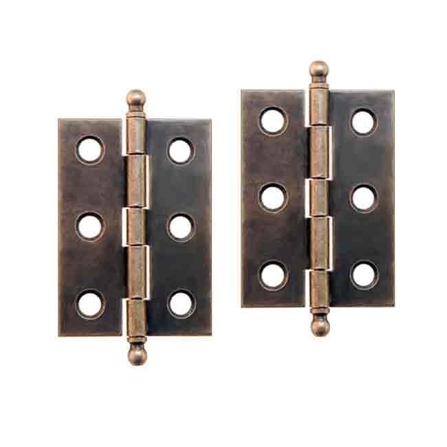 Antique Removable Pin Hinges - paxton hardware ltd