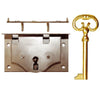 Steel Half Mortise Box Locks