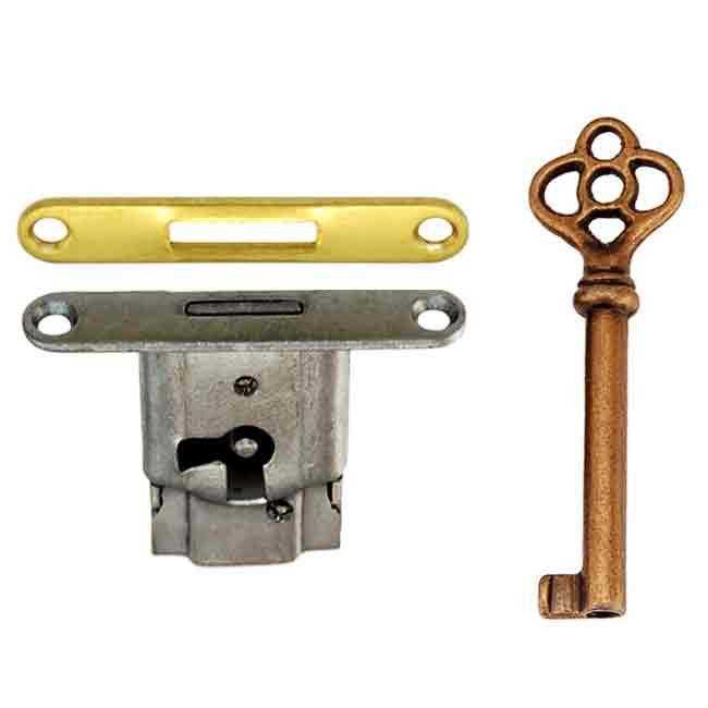 Drop in Lock with strike - paxton hardware ltd