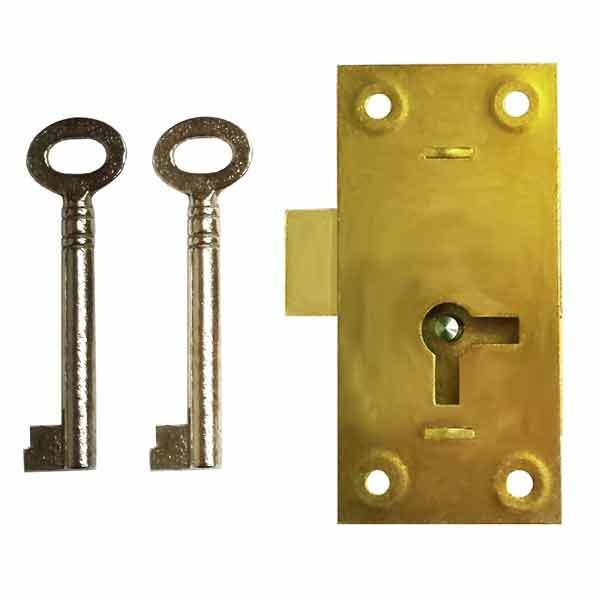 Furniture Door Lock, 3/4 backset - paxton hardware ltd