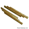 Wood Table Slides, 26 inch Leaf Opening - paxton hardware ltd
