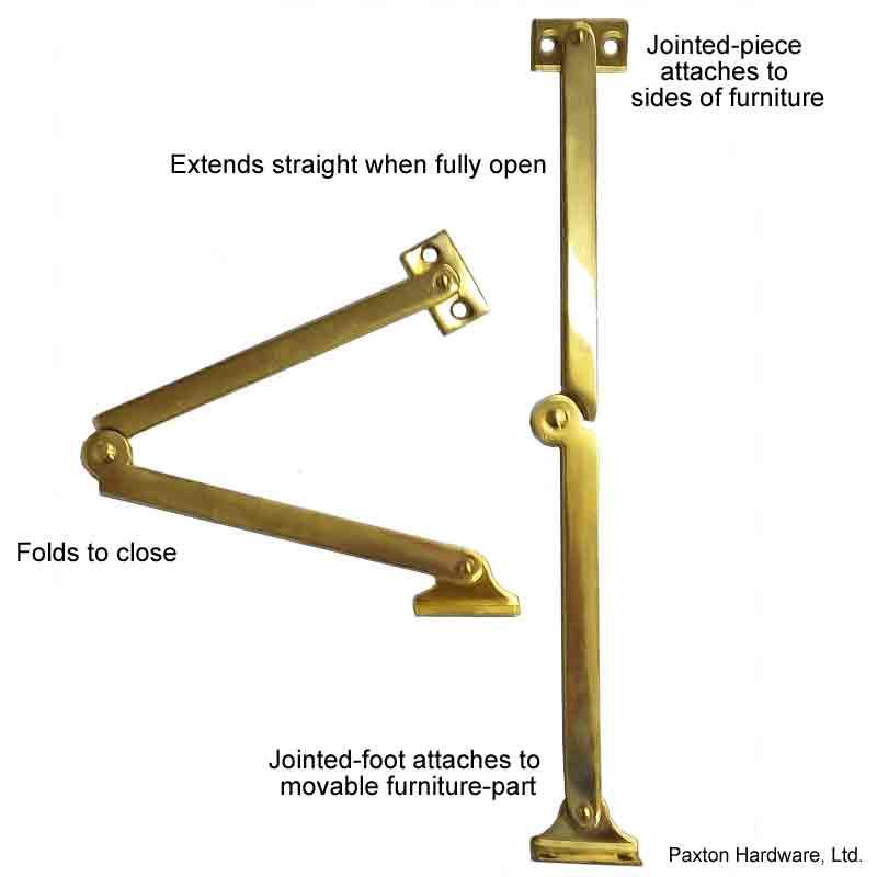 Furniture Joint Stays - paxton hardware ltd