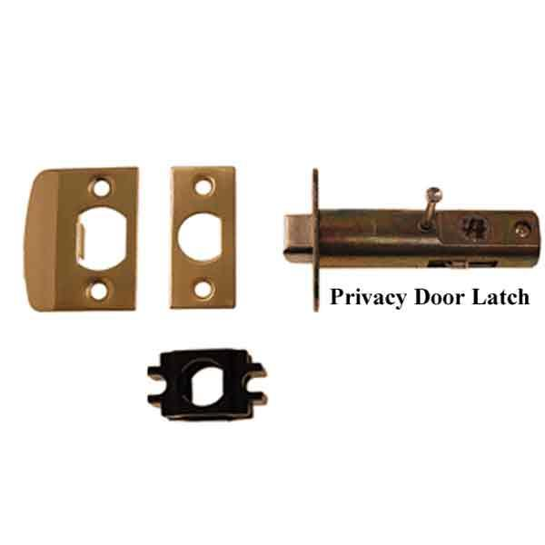 Interior Privacy Latch Set