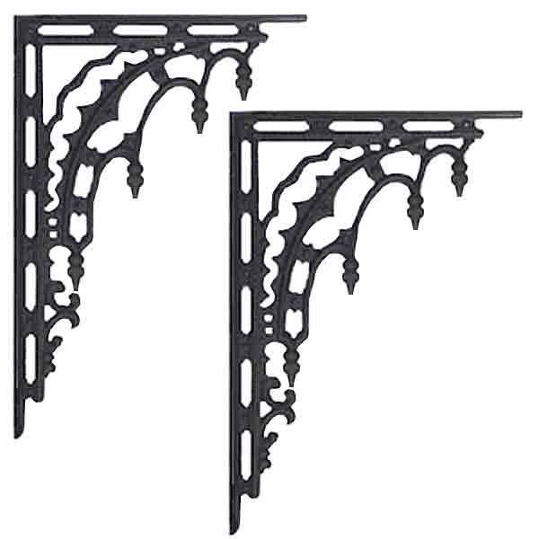 Cast Iron Shelf Brackets - paxton hardware ltd