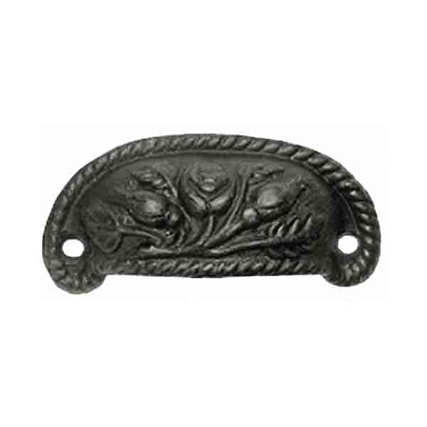 Cast Iron Bin Pulls - paxton hardware ltd