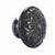 Old World Black Iron Knobs - paxton hardware ltd