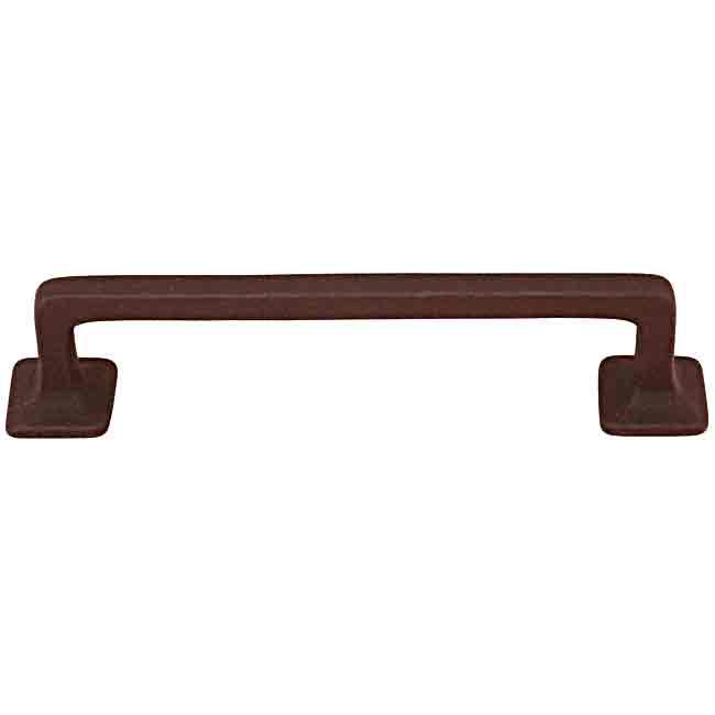 Arts Crafts Mission Handles, 4 inch - paxton hardware ltd