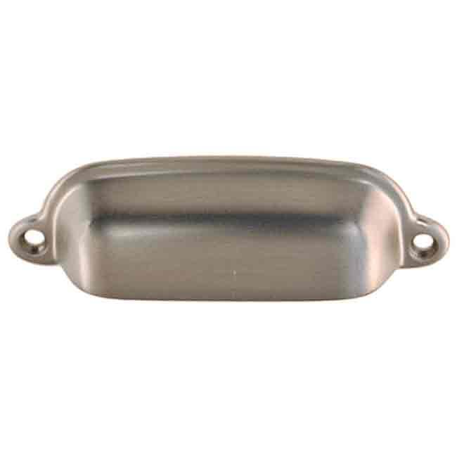 Satin Nickel Cup Pulls - paxton hardware ltd