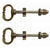 Cheval Mirror Screws, Antique - paxton hardware ltd