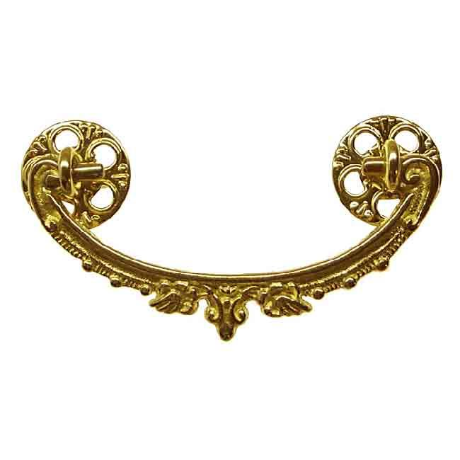 Decorative Victorian Rosette Handle - paxton hardware ltd