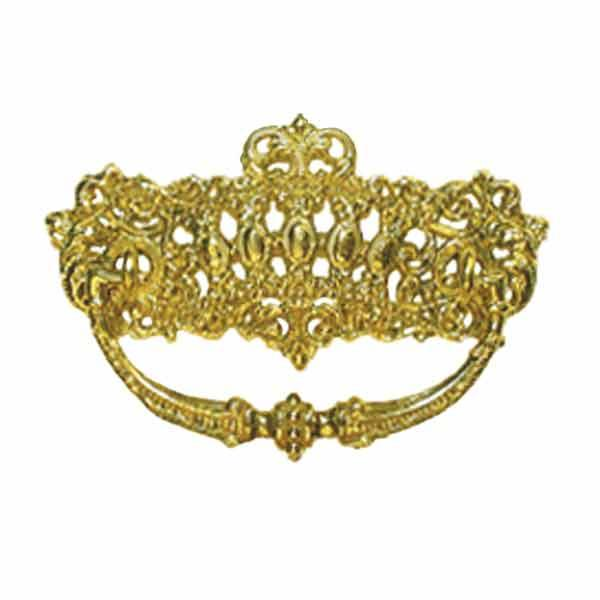 Regal Crown Drawer Pulls, 3 inch