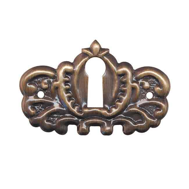 Antique Embossed Victorian Escutcheons - paxton hardware ltd