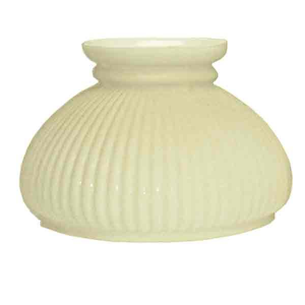 Cream Glass Lampshades - paxton hardware ltd