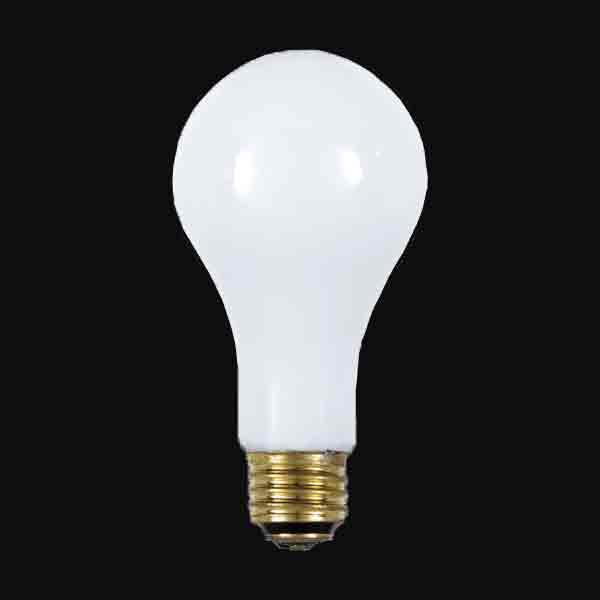 Large Mogul Light Bulbs are 3 way offering 100, 200 & 300 watts of light