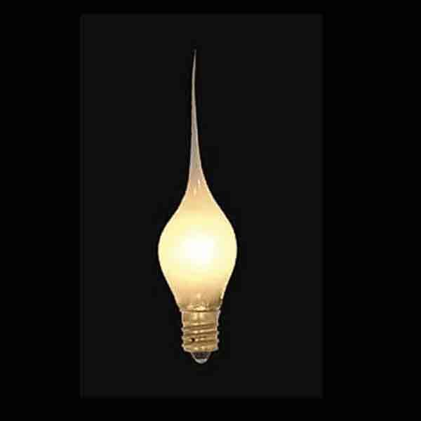 Candle Silicone Light Bulbs - paxton hardware ltd