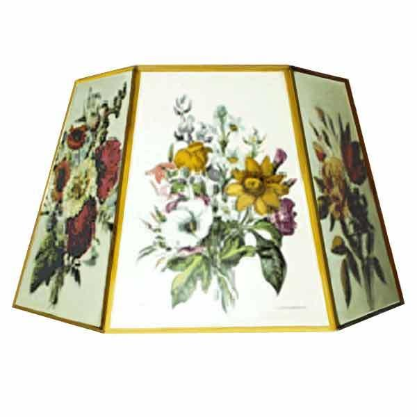 Large Vintage style Floor Lampshades - paxton hardware ltd