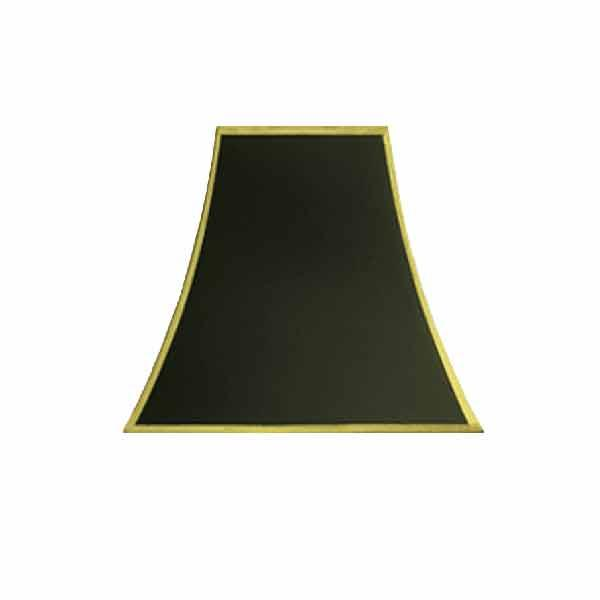 Black Parchment Lampshades, 12 inch - paxton hardware ltd