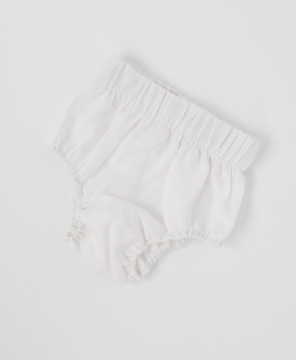 Harlow Bloomer (White)