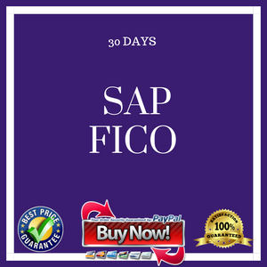 SAP FICO 30 DAYS