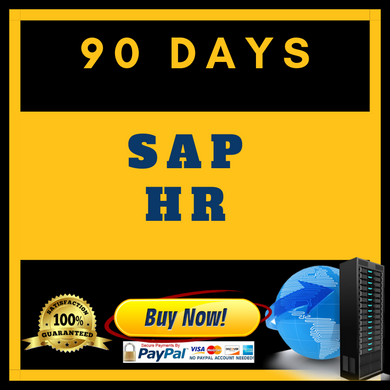 SAP HR (90 Days)