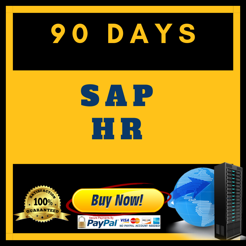 SAP HR 90 DAYS