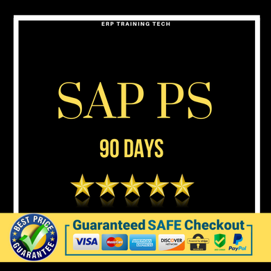 SAP PS 90 DAYS