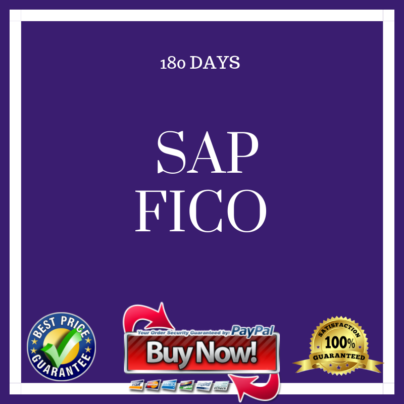 SAP FICO 180 DAYS