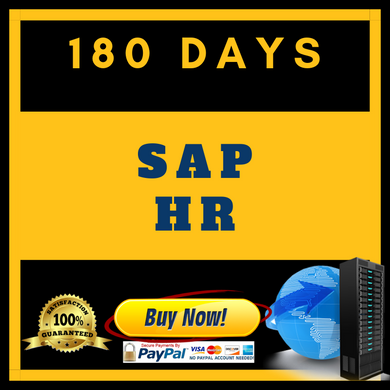 SAP HR (180 Days)