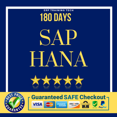*SAP HANA 180 DAYS