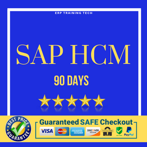 SAP HCM 90 DAYS